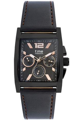 Time Watch TW.103.1BBB Erkek Kol Saati