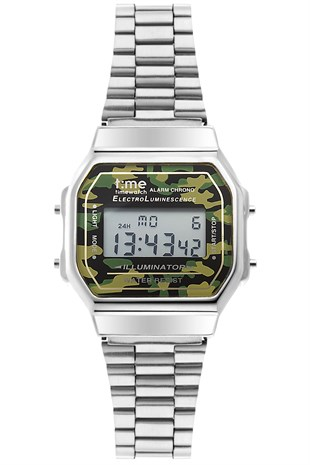 Time Watch TW.124.4CFC Unisex Retro Kol Saati