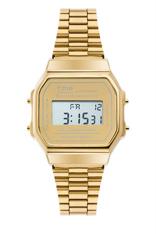 Time Watch TW.124.4GGG Unisex Retro Kol Saati
