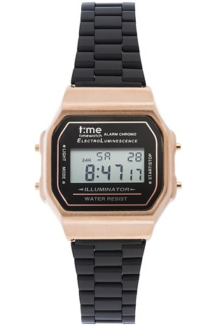Time Watch TW.124.4RBB Unisex Retro Kol Saati