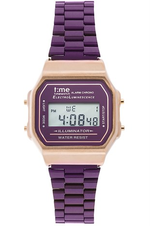 Time Watch TW.124.4RPP Unisex Retro Kol Saati