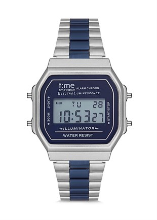 Time Watch TW.124.2CLT Unisex Retro Kol Saati
