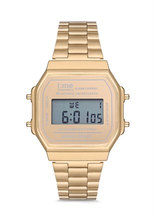 Time Watch TW.124.2GGG Unisex Retro Kol Saati