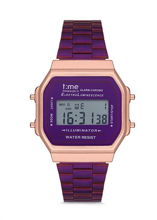 Time Watch TW.124.2RPP Unisex Retro Kol Saati