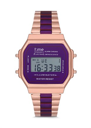 Time Watch TW.124.2RPT Unisex Retro Kol Saati