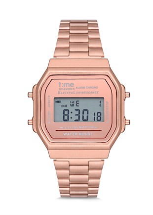 Time Watch TW.124.2RRR Unisex Retro Kol Saati