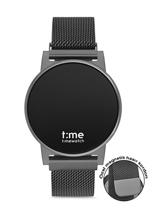 Time Watch TW.153.2SBS Unisex Dokunmatik Kol Saati